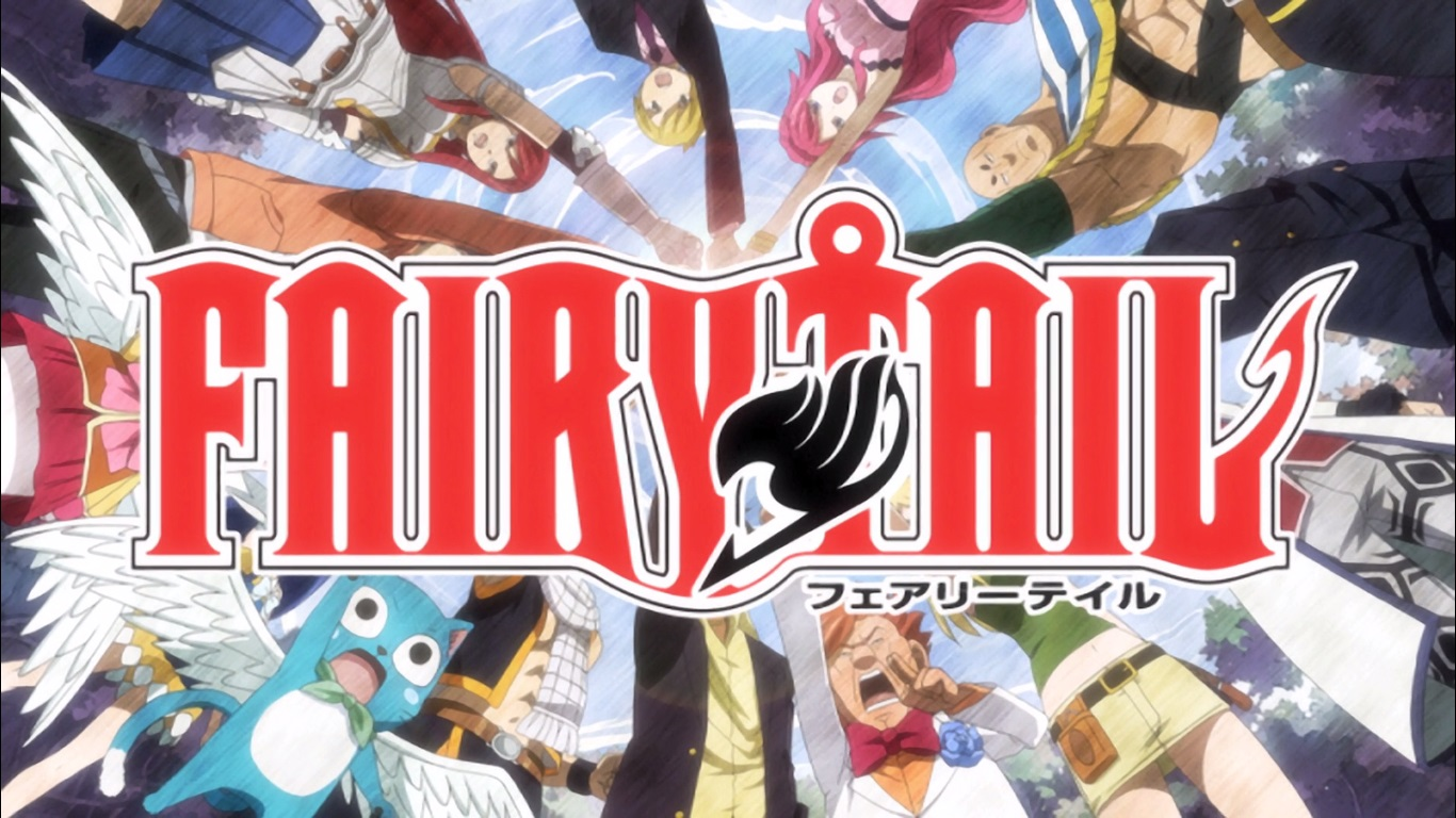 Once Upon A Time Anime Reporter Reviewed Fairy Tail Part 5 The Latest Instalment Spinning Out Of Hiro Mashimas Manga Same Name