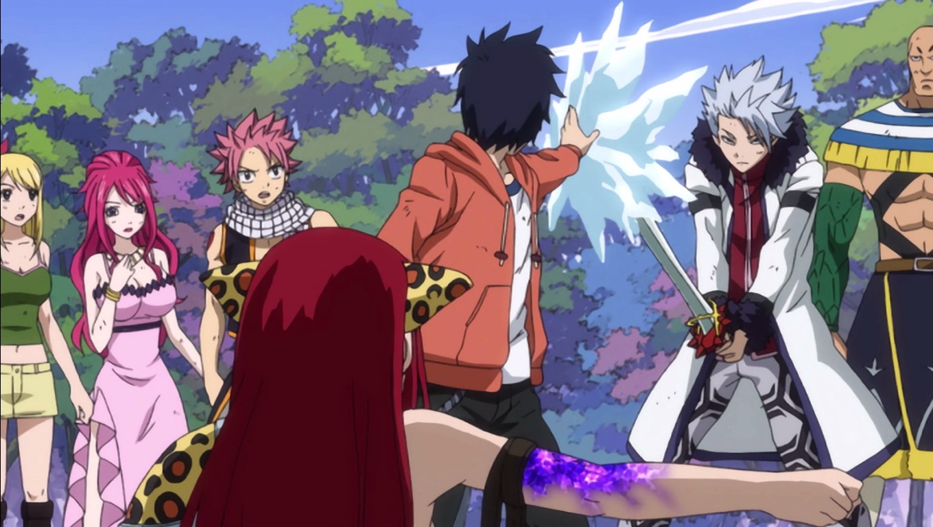 Fairy Tail Part 5 Review