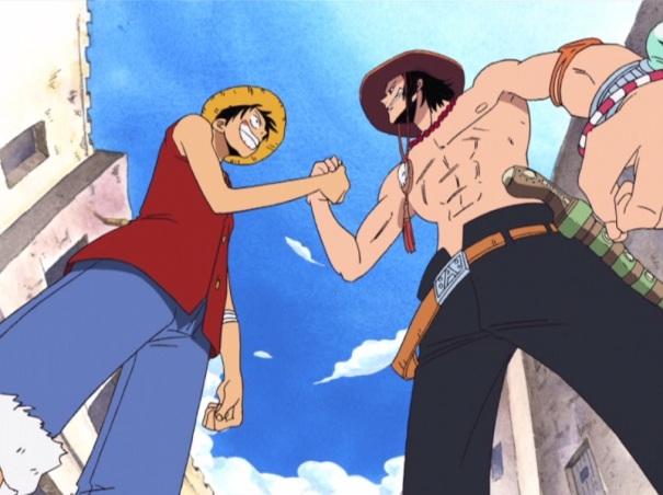 Screenshot 26 Luffy Ace