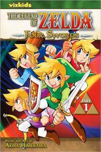 Four_Swords_Volume_1_manga_cover