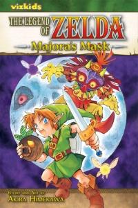 majoras-mask-manga cover