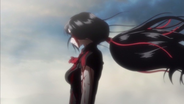 Blood-C: The Last Dark Saya