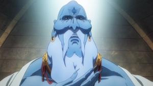 Magi: The Labyrinth of Magic Djinn Amon