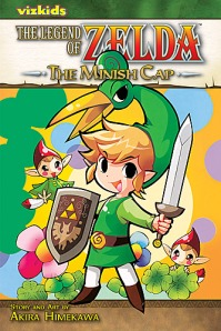 The_Minish_Cap_Manga_Cover