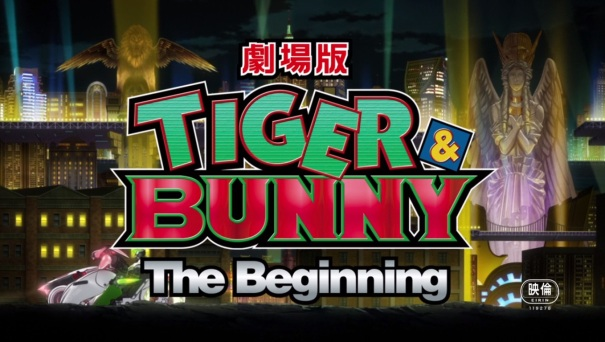 Tiger & Bunny- The Beginning 00