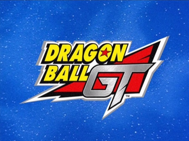 Dragon Ball GT 00 Title Screen
