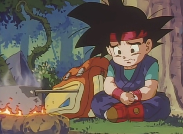 Dragon Ball GT Goku Jr