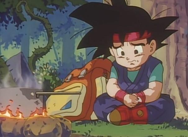 Dragon Ball GT Goku Jr