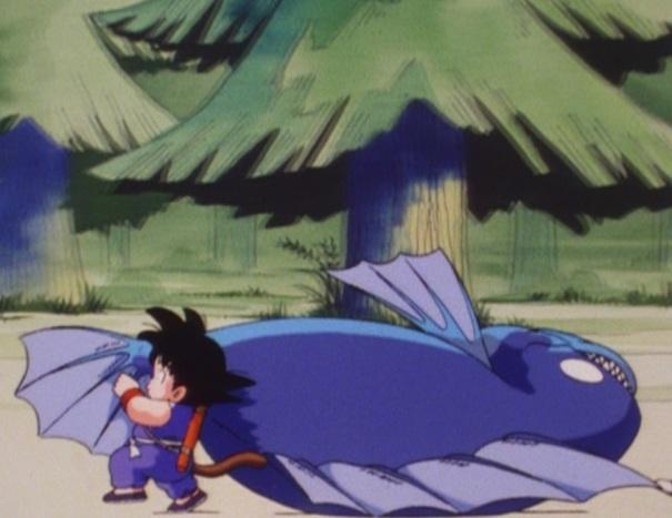 Dragon Ball 01 Son Goku