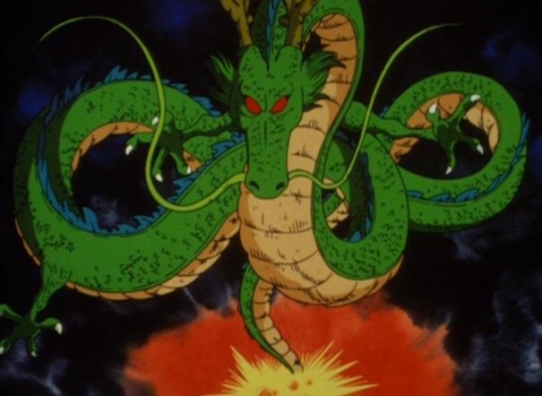 Dragon Ball 02 Shenron