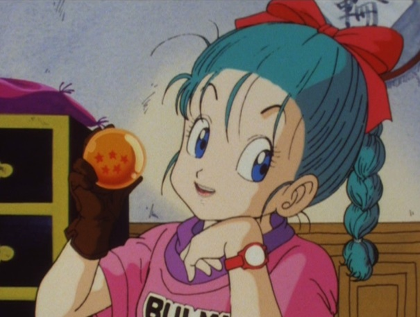 Dragon Ball 03 Bulma