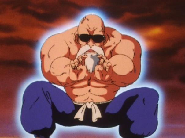 Dragon Ball 08 Master Roshi