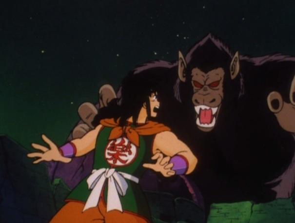 Dragon Ball 09 Yamcha Great Ape