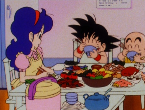 Dragon Ball 12 Krillin Goku Launch