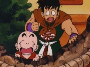 Dragon Ball 15 Krillin Yamcha