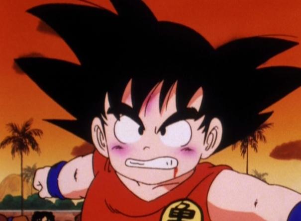 Dragon Ball 16 Goku