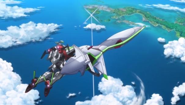 Eureka Seven AO Astral Ocean 13