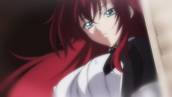 High School DxD 01 Rias Germory