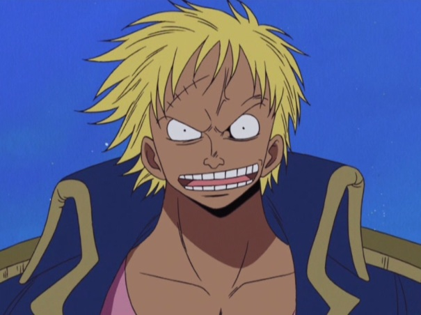 One Piece 06 - 07 Bellamy