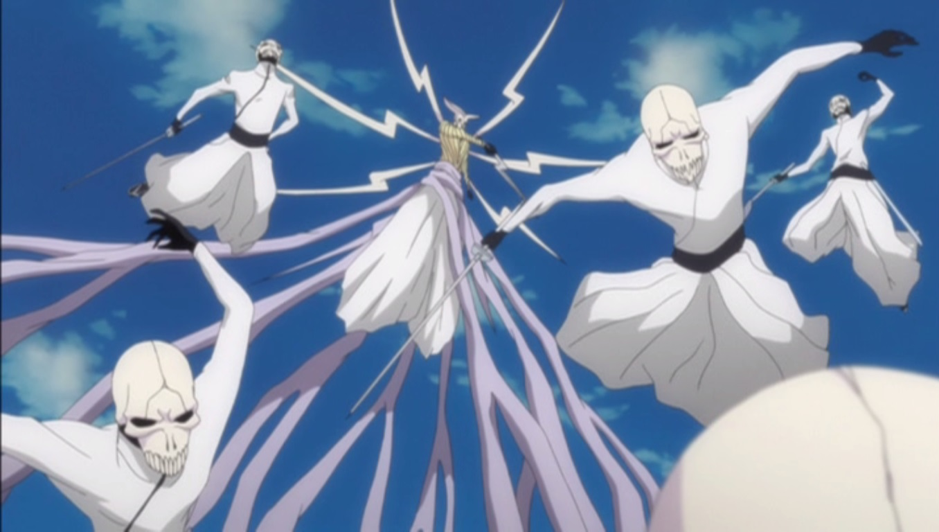 Bleach Series 13: Fall of the Arrancar (Part 1) | Anime Reporter