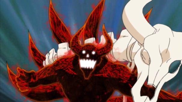 Naruto Shippuden Collection 17 03 Killer Bee 7 tailed beast