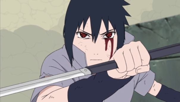 Naruto Shippuden Collection 17 04 Sasuke Uchiha