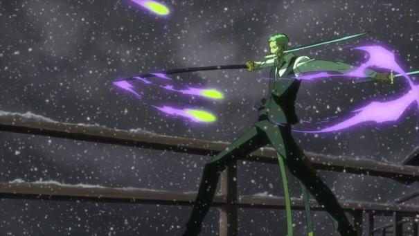 One Piece Movie 10 Strong World 13 Roronoa Zoro