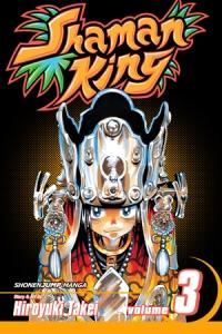 shaman king manga cover 03
