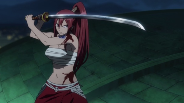 Fairy Tail Movie 1 Phoenix Priestess 18