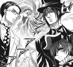 Black Butler manga 6-10 (2)