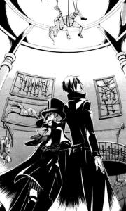 Black Butler manga 6-10 (3)