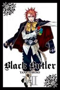 Black Butler manga cover 7