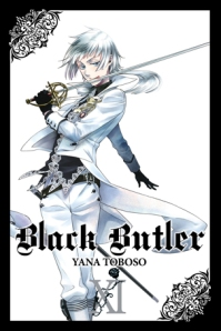 Black Butler manga Volume 11