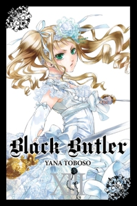 Black Butler manga Volume 13