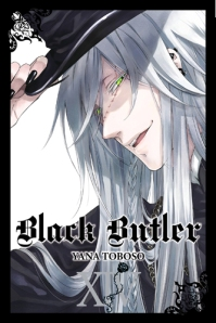 Black Butler manga Volume 14