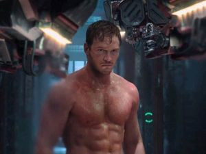 Guardians of the Galaxy 02 Chris Pratt Peter Quill Star Lord
