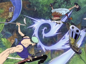 One Piece Collection 07 11 Zoro Skypiea