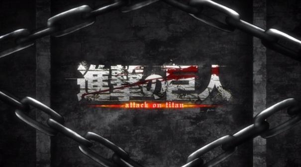 Attack on Titan Shingeki no Kyojin Part 01 00 title Screen