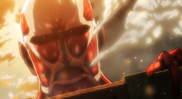 Attack on Titan Shingeki no Kyojin Part 01 01 Colossus Titan