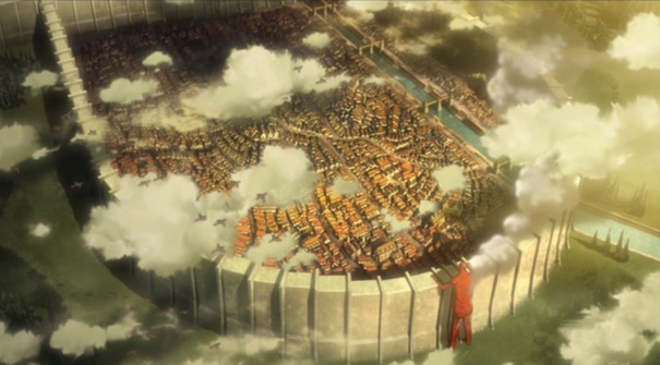Attack on Titan Shingeki no Kyojin Part 01 02