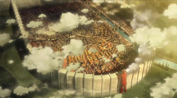 Attack on Titan Shingeki no Kyojin Part 01 02