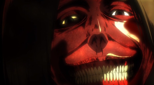 Attack on Titan Shingeki no Kyojin Part 01 05 titan