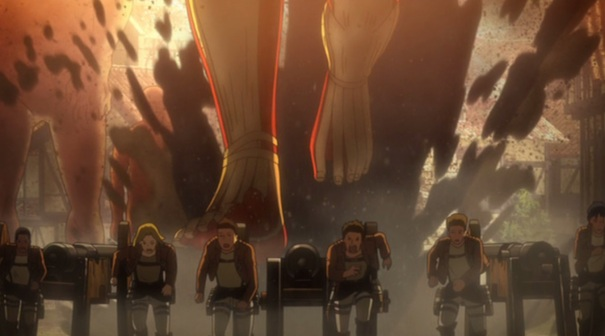 Attack on Titan Shingeki no Kyojin Part 01 06