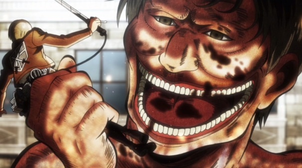 Attack on Titan Shingeki no Kyojin Part 01 09