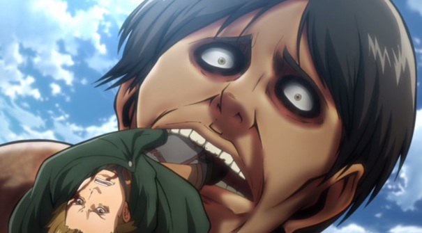 Attack on Titan Shingeki no Kyojin Part 01 12 Titan scout