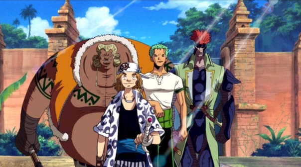 If you need to to commit mutiny to impress them, they're not really your friends, Zoro