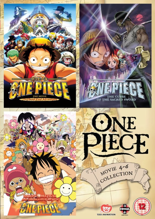 One Piece Movie Collection 02