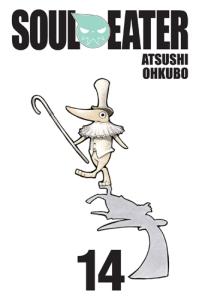 Soul Eater 14 manga cover