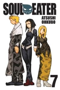 Soul Eater manga volume 7 cover