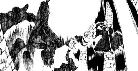 Soul Eater volumes 11_15 (11) Arachne Maka